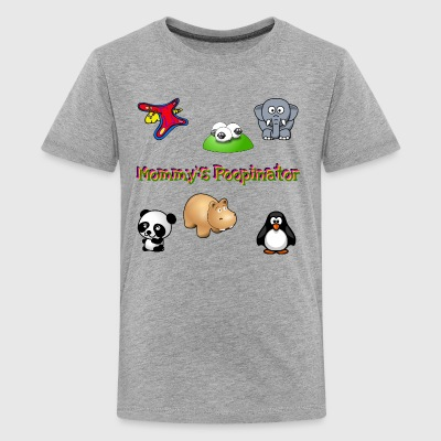 Mommy's Poopinator - Kids' Premium T-Shirt