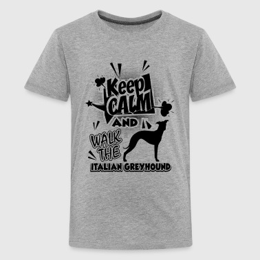 Italian Greyhound Shirt - Kids' Premium T-Shirt