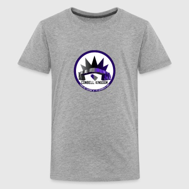 Cowbell Kingdom Logo Clothing - Kids' Premium T-Shirt