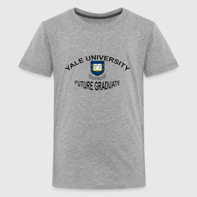 Yale University Future Graduate - Kids' Premium T-Shirt