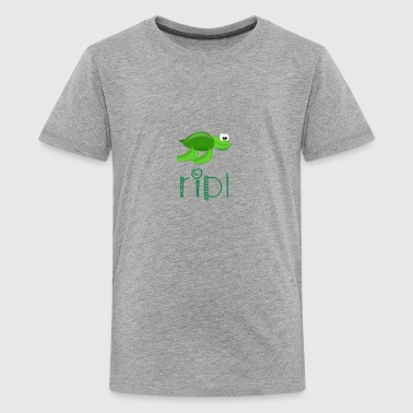 Turtle squirt - Kids' Premium T-Shirt