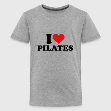 Pilates - Kids' Premium T-Shirt