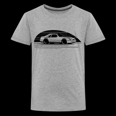 MUSTANG FOX BODY - Kids' Premium T-Shirt