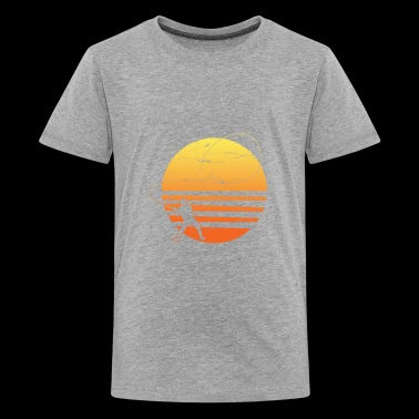 Fly Fishing - Kids' Premium T-Shirt