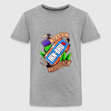 IRN BLUE - Kids' Premium T-Shirt