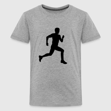 Running - Kids' Premium T-Shirt