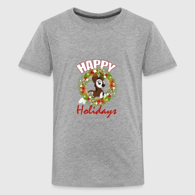 OKAPI HOLIDAY T-SHIRT - Kids' Premium T-Shirt