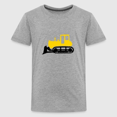 Bulldozer - Kids' Premium T-Shirt