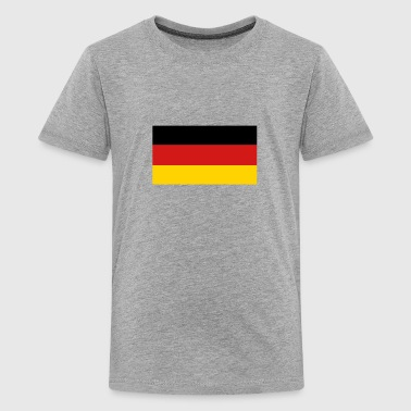 3 Color Flag - Kids' Premium T-Shirt