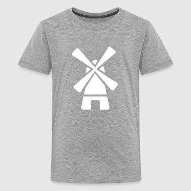 Windmill - Kids' Premium T-Shirt
