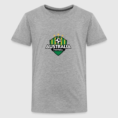 Australia Football Logo - Kids' Premium T-Shirt