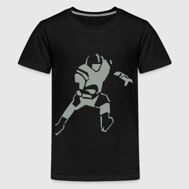 Football Player - Kids' Premium T-Shirt