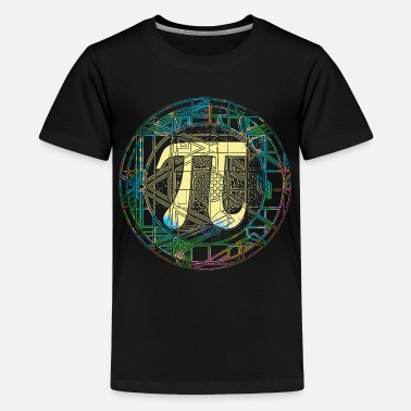 Celebrate Everyday should be Pi Day - Kids' Premium T-Shirt