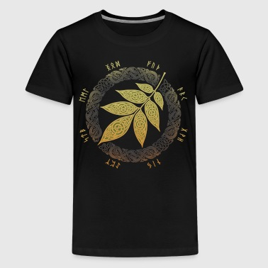 ASGARD. FALL. - Kids' Premium T-Shirt