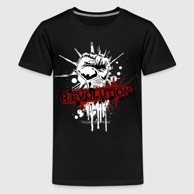 (R)EVOLUTION - Kids' Premium T-Shirt