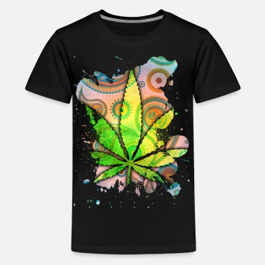 Smoke Ganja - Kids' Premium T-Shirt