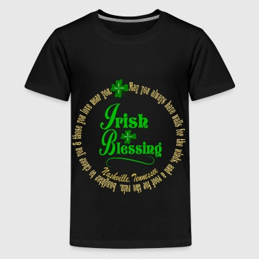 Nashville Irish Blessing - Kids' Premium T-Shirt