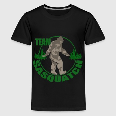 Team Sasquatch - Kids' Premium T-Shirt