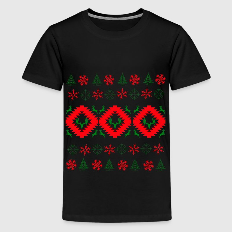 Ugly Christmas - Kids' Premium T-Shirt