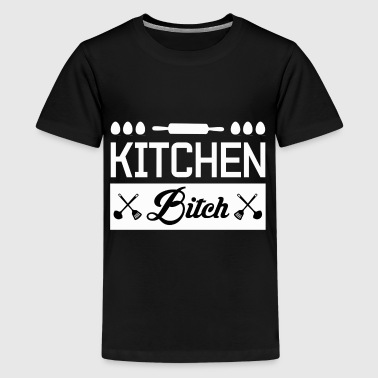 kitcehn    23 23 23 23 2.png - Kids' Premium T-Shirt