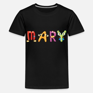 Marie Mary - Kids' Premium T-Shirt