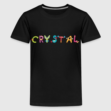 Crystal - Kids' Premium T-Shirt