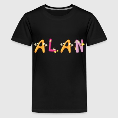 Alan - Kids' Premium T-Shirt