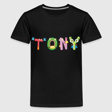 Tony - Kids' Premium T-Shirt