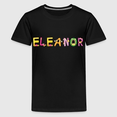 Eleanor - Kids' Premium T-Shirt