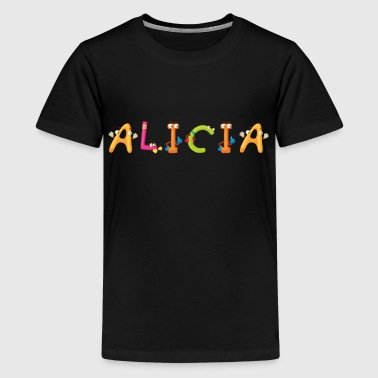Alicia - Kids' Premium T-Shirt