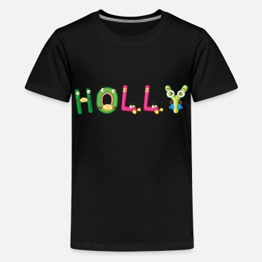 Holly Holly - Kids' Premium T-Shirt