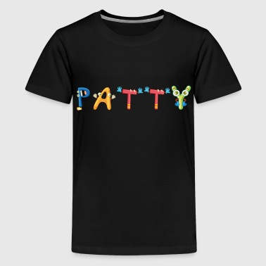 Pattys Patty - Kids' Premium T-Shirt