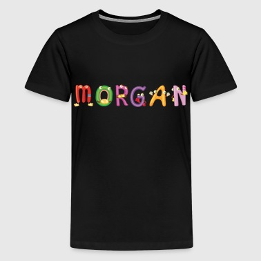 Morgan - Kids' Premium T-Shirt