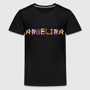 Angelina - Kids' Premium T-Shirt