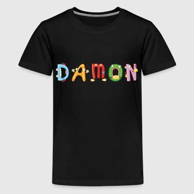 Damon - Kids' Premium T-Shirt