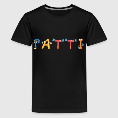 Patti - Kids' Premium T-Shirt