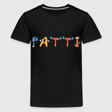 Pattys Patti - Kids' Premium T-Shirt