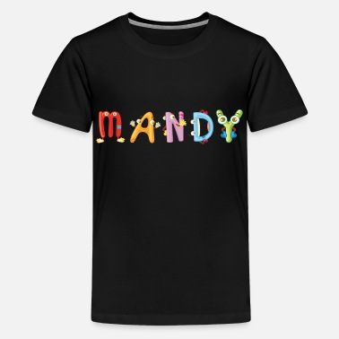 Mandy Mandy - Kids' Premium T-Shirt