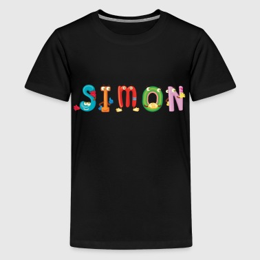 Simon - Kids' Premium T-Shirt
