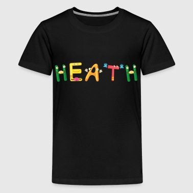 Heath - Kids' Premium T-Shirt