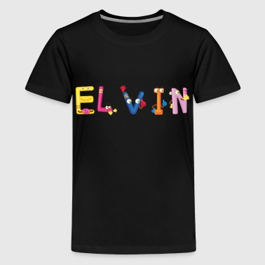 Elvin - Kids' Premium T-Shirt