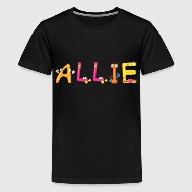 Allie - Kids' Premium T-Shirt
