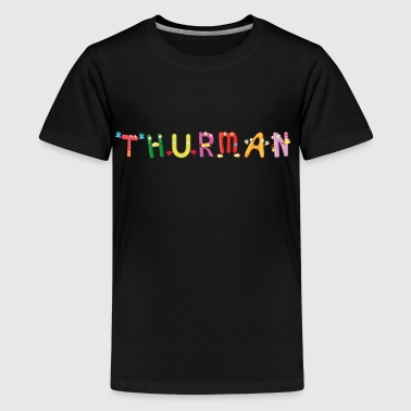 Thurman - Kids' Premium T-Shirt