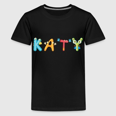 Katy - Kids' Premium T-Shirt