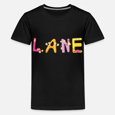 Lanes Lane - Kids' Premium T-Shirt