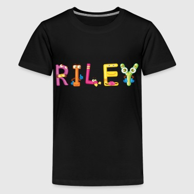 Riley - Kids' Premium T-Shirt