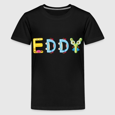 Eddied Eddy - Kids' Premium T-Shirt
