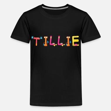 f096481111a Tillys Tillie - Kids  39  Premium T-Shirt