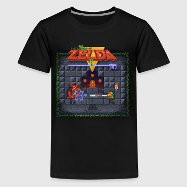 Zelda of Legend - Kids' Premium T-Shirt