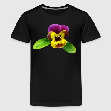 Pansy With Welcoming Arms - Kids' Premium T-Shirt